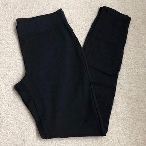 NWOT Express black leggings